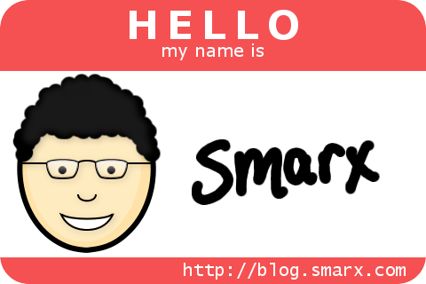 Hello, my name is smarx!